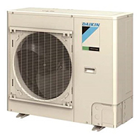Sky-Air Outdoor Units - RZQ Series